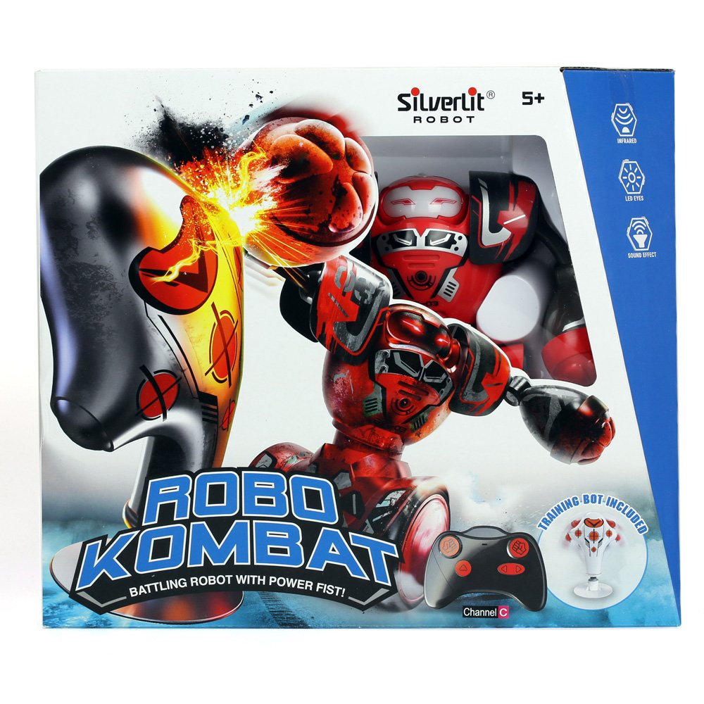 Amazon.es: Rocco Juguetes – Robo Kombat – Single Pack, 88053