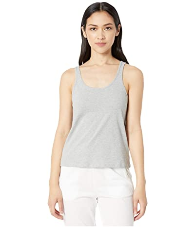 Skin Natural Skin Jenica Organic Cotton Tank (Heather Grey) Women