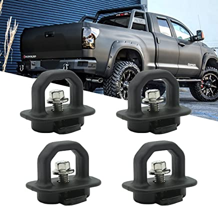 Truck Bed Box Link Tie Down Bracket for 15-18 Ford F150 F250 F350 2015-2018