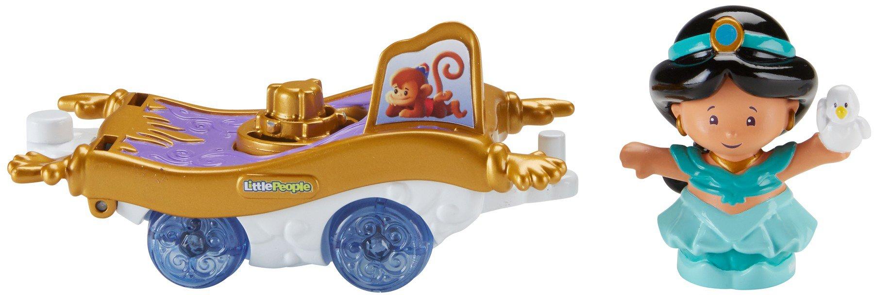 Fisher-Price Little People Disney Princess, Parade Jasmine & Abu's Float