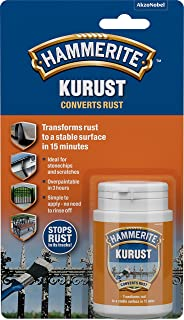 comprar comparacion Hammerite Kurust- 5092819- Imprimador a base de agua que transforma el óxido en una superficie sana