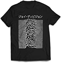Revel Shore Japanese T Shirt - Joy Division Used on Unknown Pleasures