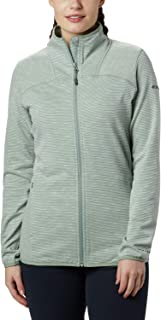COR22 Firwood Camp Giacca in pile con zip intera Donna