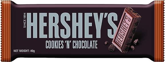 Hershey Cookies N Chocolate Bar, 40 g