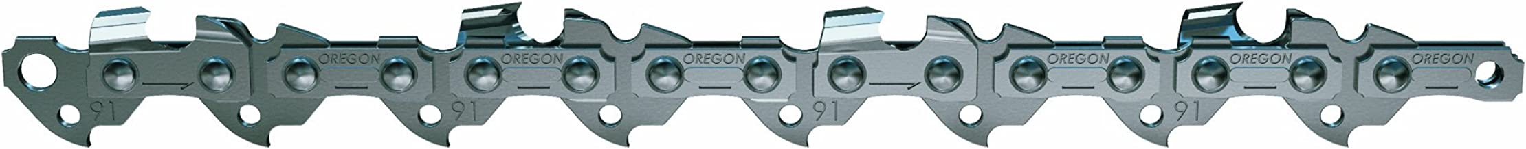 Oregon Chainsaw Repl. Chain Chicago 68862 Pole saw 8inch 91-33 Fits Saws with 3/8inch LP pitch .050gauge 33dl