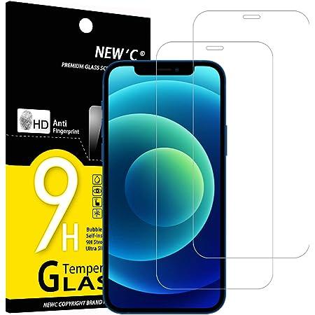 Jetech Schutzfolie Kompatibel Mit Iphone 6 1 Zoll 12 12 Pro Gehärtetem Glas Displayschutzfolie 3 Stück Elektronik