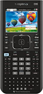 Texas Instruments 德州仪器 TI Nspire CX CAS 计算器(法语说明书)