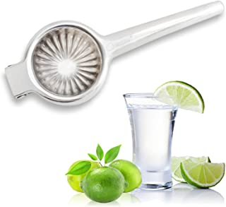 Jeanzer Manual Lemon Squeezer / Lime Juicer / Citrus Press - Quality 304 Stainless Steel