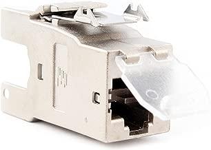 Amp Tyco Te 1711160-2 Sl-Series F/UPT Shielded Xg-Type Cat6A Modular Jack