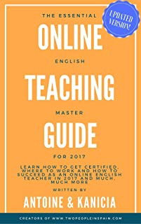 The Essential Online English Teaching Master Guide for 2017 (English Edition)