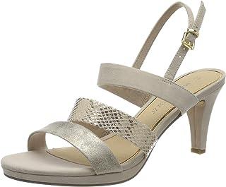 MARCO TOZZI 2-2-28334-24, Sandali con Cinturino alla Caviglia Donna