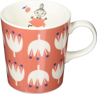 MOOMIN (ムーミン) 「 クッカ 」 マグカップ レッド (化粧箱入) MM1002-11