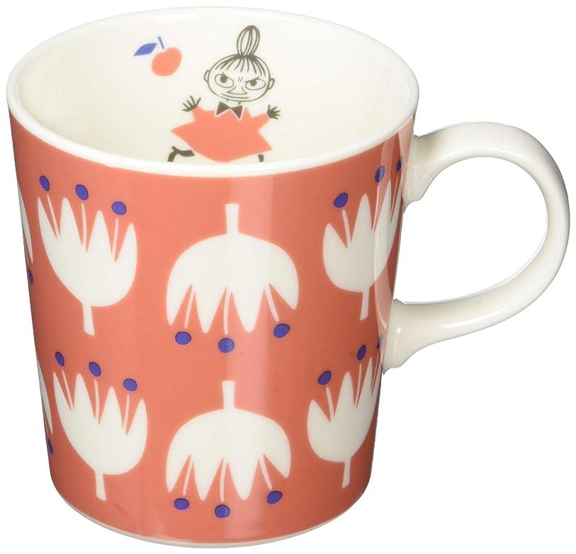 記事必要性野心的MOOMIN (ムーミン) 「 クッカ 」 マグカップ レッド (化粧箱入) MM1002-11