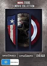 Best captain america dvd set Reviews