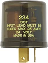 Bussmann NO.234 20 Amp Round Heavy-Duty Electronic Flasher
