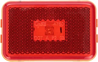 Grote 47502 Red SuperNova LED Clearance Marker Light (Built-In Reflector)