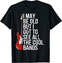 i may be old but cool bands