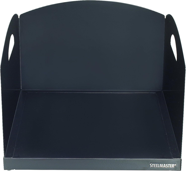 Steelmaster Big Stacker Extra tief Postfach, Postfach, Postfach, 21 x 32,4 x 28,3 cm schwarz (264001h04) B00QSJ2802 | Elegant Und Würdevoll  3e0953