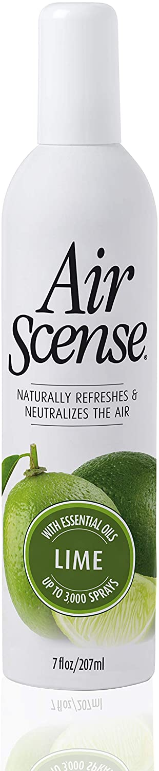 Air Scense Essential Oil Lime 7 Freshener Ounce 2021 Limited price sale autumn and winter new