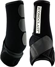 Iconoclast Orthopedic Support Boots - Front Legs