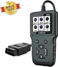 WCMWCM OBD-II Bluetooth Outils De Diagnostic du Syst/èMe Moteur OBD-II Port OBD-II Instrument De Diagnostic De Panne De Camion De Voiture Bluetooth 150E Tcs Cdp Obd2 2016 2016.1
