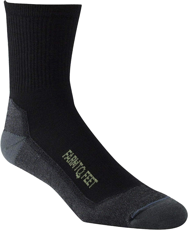 Farm to Feet Unisex Denver Lightweight 3/4 Crew Merino Wool Socks