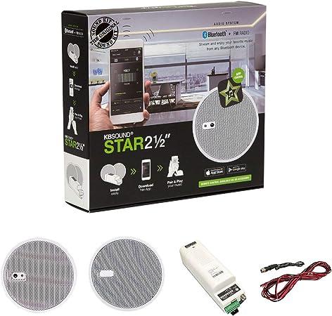 Kbsound Star Einbauradio Mit Ukw Und Bluetooth Elektronik