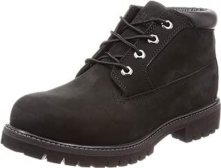 Mens Icon Waterproof Chukka Nubuck Boots