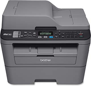 Multifunctional Laser Mono, Brother, MFCL2700DW, Cinza