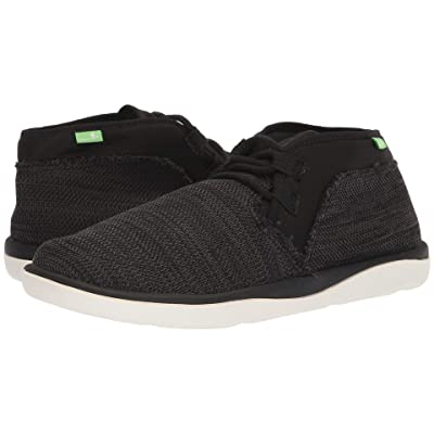 Sanuk What A Tripper Mesh (Black) Men