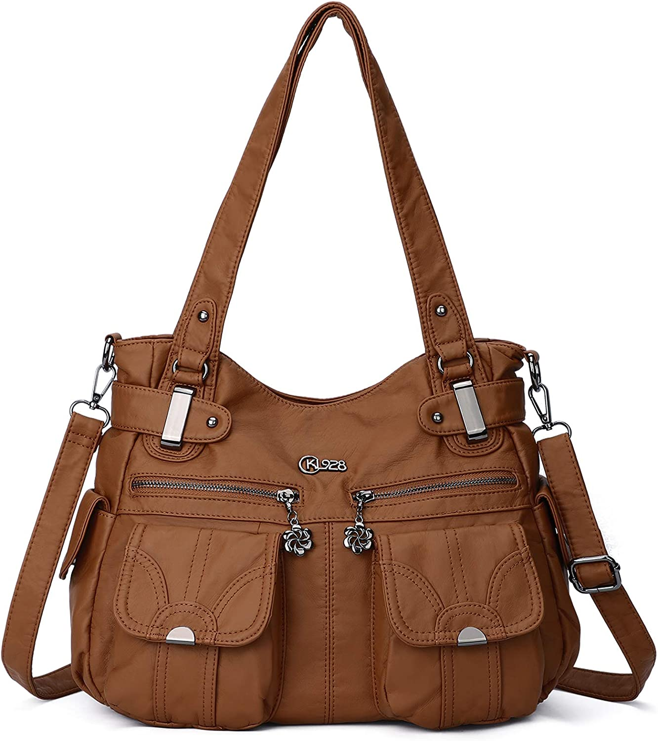 Purses and Handbags for Women Max 50% OFF Large L PU Shoulder Bags Soft Hobo wholesale