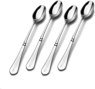 Mikasa French Countryside Iced Beverage Spoon, Set of 4