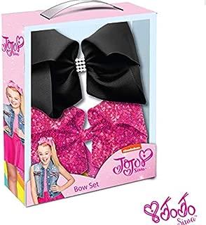 Best pink sequin jojo bow Reviews