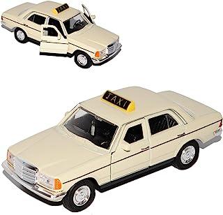 Mercedes-Benz W123 230TE E-Klasse Kombi T-Modell Beige 1975-1986 1//43 Minicham..