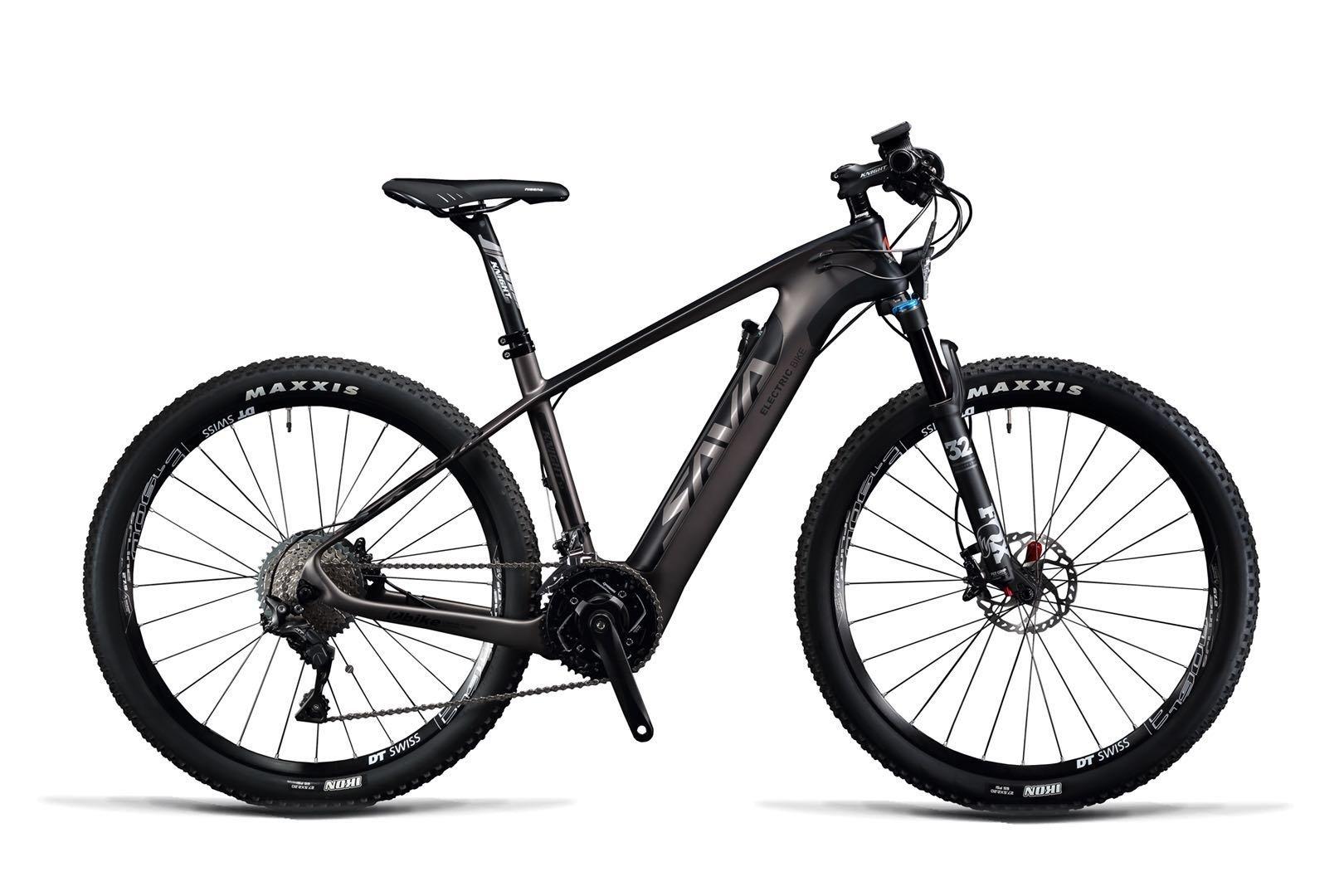 Sava Carbon Ebike Eléctrico Bike 27,5 Mountain Bike MTB Knight 9.0 ...