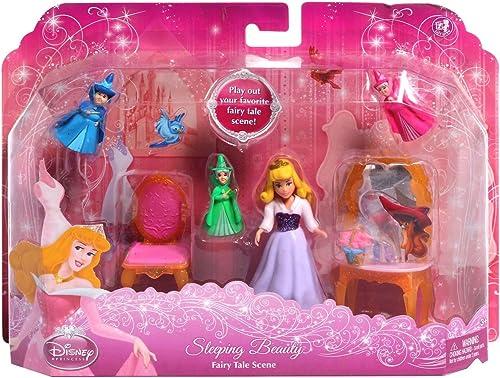precio razonable Disney Sleeping Beauty Fairytale Scene gift gift gift set [Toy]  para proporcionarle una compra en línea agradable