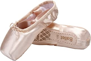 little girl pointe ballet shoes