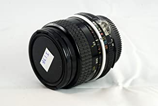 Nikon 24mm f/2.8 manual focus AI lens