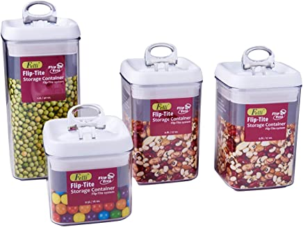 Felli Flip Tite Container (Set of 4)