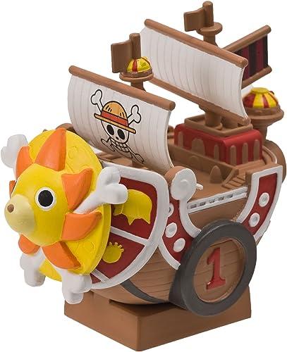 One Piece Chara Bank Pirate Ship Series Thousand Sunny
