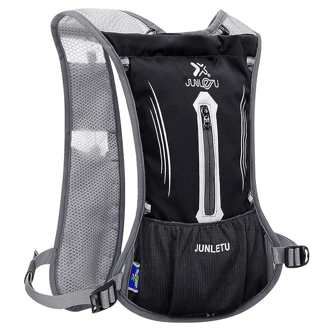 飼い慣らすさておき高価なWohuu 超軽量 ランニングバッグ サイクリングバッグ 自転車 バッグ バックパック リュック 光反射 通気 防水 ウォーキング ハイキング ジョギング アウトドア