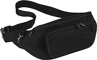 Quadra Belt Bag - 2 Litres (UK Size: One Size) (Black)