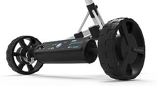 eWheels Convertisseur de Chariot de Golf – Transformez Votre Chariot à Pousser en Un Chariot de Golf télécommandé au Lithium.