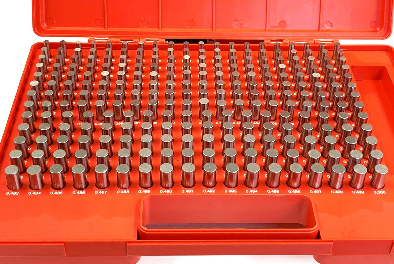 HHIP 4101-0012 New products, world's highest quality popular! M2- Pin Gage Set - 250 Chicago Mall Piece 0.500