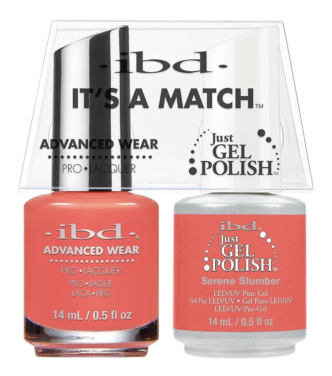 ビーチベーカリー集計ibd - It's A Match -Duo Pack- Serene Slumber - 14 mL / 0.5 oz Each