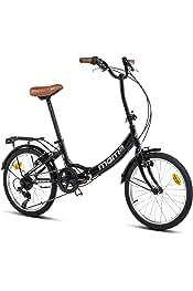 Amazon.es: 3 estrellas y más - Plegables / Bicicletas: Deportes y ...