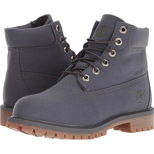 b171f155f5a Grey Timberland Boots Big Kids: Amazon.com