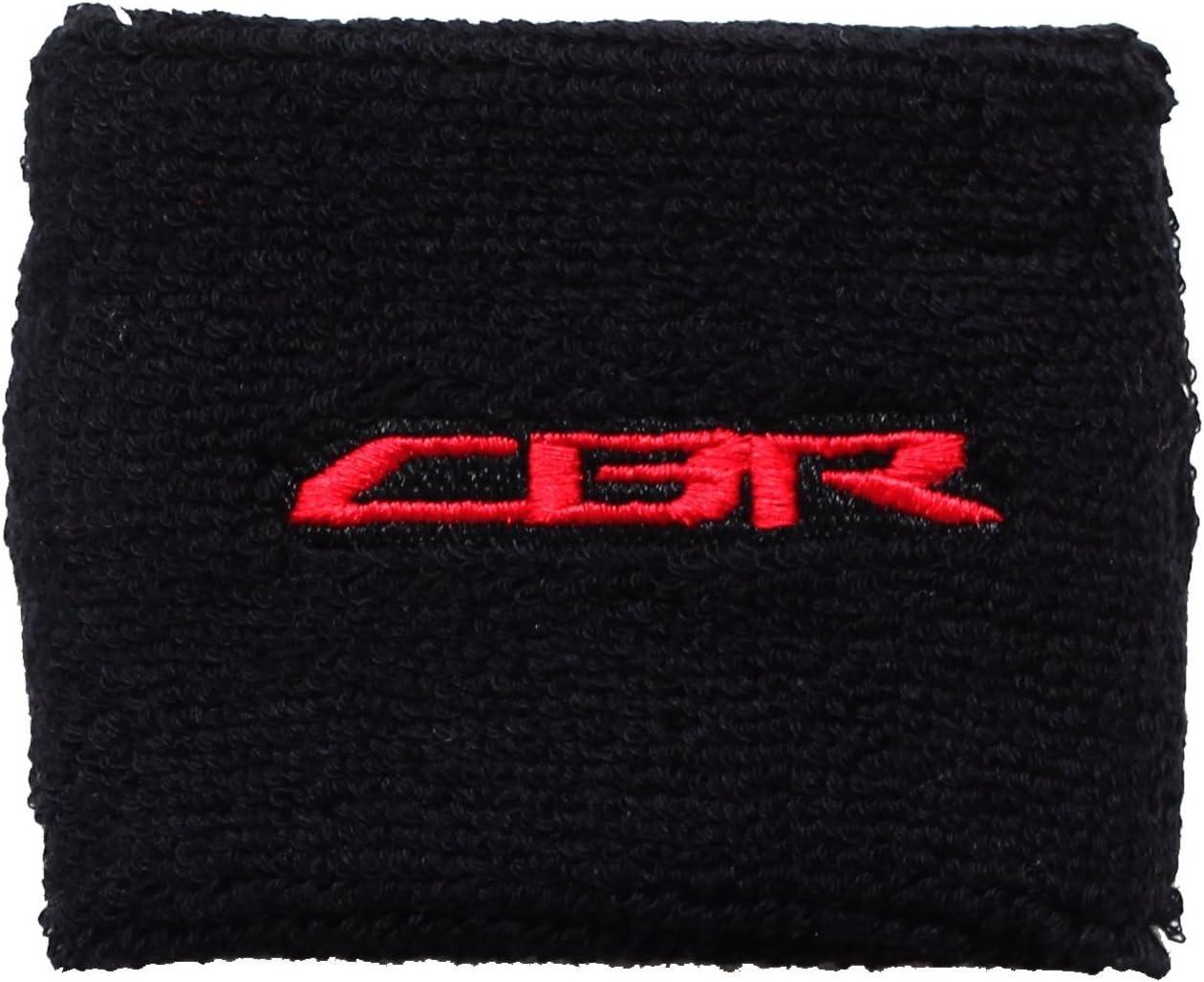 XUEFENG Motorcycle Master Front Rear Brake Reservoir Cover Cylinder Oil Fluid Cap For HONDA CBR600RR 2003-2006 Color : Black