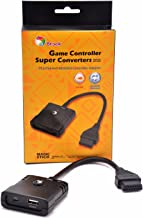 Brook Super Converter for PS3 PS4 to NEO GEO Adapter use Arcade Stick/PS3 PS4 Wireless Controller on SNK USB to DB15 Magic Stick