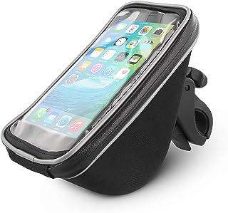 TnB Urban MOOV - Soporte de Smartphone para Bicicletas y Scooter Mixto para Adultos, Negro, estándar: Amazon.es: Deportes y aire libre
